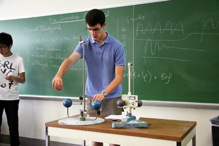 gia sư vật lý
